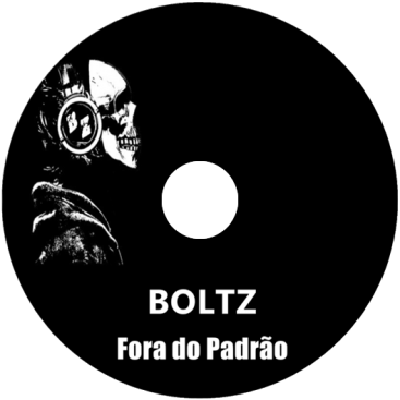 Imagem do CD 1 do Álbum fora-do-padrao